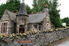 Shop of the Aberlour Distillery, Strathspey, Scotland ✯ ωнιмѕу ѕαη∂у