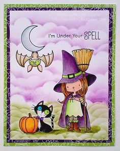 Squirrel's World: Put A Spell On You