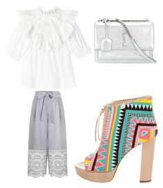 Designer Clothes, Shoes & Bags for Women Yves Saint Laurent, Shoe Bag, Polyvore, Stuff To Buy, Shopping, Collection, Design, Women, Fashion