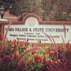 Georgia College & State University in Milledgeville, GA