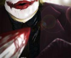 Joker: C'mere by GlassBullet