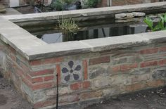 4 - Raised pond detail