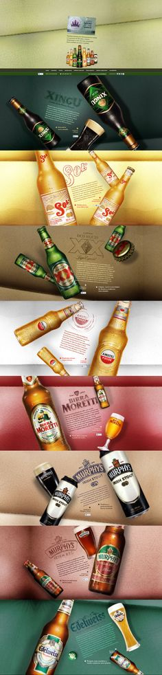 United Beers of the World - heineken