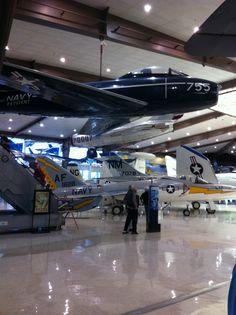 National Naval Aviation Museum, Pensacola, FL