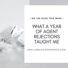 Click on the link in my bio to find out what a year of agent rejections taught me, and to read what some of those rejections said. . . .#blog #wordpress #writers#writing#writersofinstagram#youngadult#writingtruths#write#leapoffaith#writer#inspiration #youngadultbooks#writinglife#writingtips#author#yafiction#book#amwriting#authorsofinstagram #rejection #agents #publishingagent