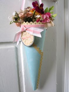 may day baskets -