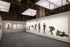 Herb Ritts' In Equilibrio exhibition by Migliore+Servetto Architects, Milan – Italy » Retail Design Blog