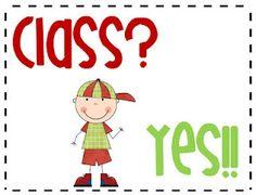 Chalk Talk: A Kindergarten Blog: Awesome Whole Brain Teaching Video