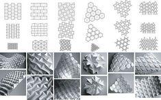 Folding Patterns by Daniel Piker, via Flickr Diseño original de teselados por Ron Resch. (scheduled via http://www.tailwindapp.com?utm_source=pinterest&utm_medium=twpin&utm_content=post11651630&utm_campaign=scheduler_attribution)