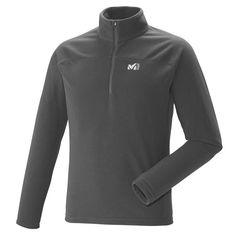 Millet Poleron Vector Grid Po Grafito - Falabella.com Athletic, Jackets, Fashion, Graphite, Athletic Wear, Down Jackets, Moda, Athlete, Fashion Styles