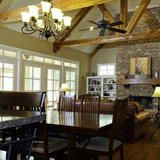 Take a peek inside this Pine Mountain, GA, cottage with these photos from FrontDoor.com. | HGTV FrontDoor