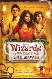 Волшебники из Вэйверли Плэйс в кино