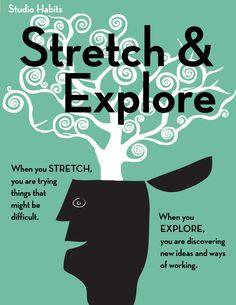 Stretch and Explore