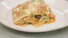 Lasagne met tonijn, paprika en olijven | Dagelijkse kost