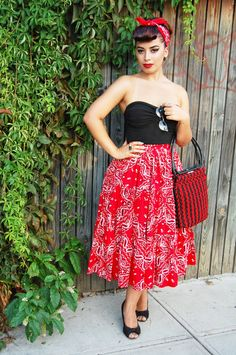 rockabilly clothing ideas | 1950s Style for 21st Century Women « Sammy Davis Vintage Fashion