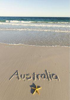 Bondi Beach in Sydney. So 'Life's A Beach' in Australia -ShazB Australia Beach, Sydney Australia, Western Australia, Australia Travel, Victoria Australia, Happy Australia Day, Cairns Australia, Visit Australia, Brisbane