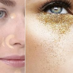 Jak ukryć brak snu i stres makijażem w 4 krokach [niezawodnie maskują cienie pod oczami]