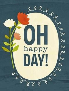 It's Saturday! How are you spending your day today? #life #happy