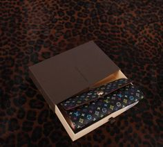Louis Vuitton Graceful Sarah Lommebok Vesker Svart