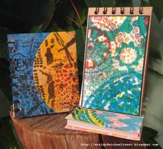 Easy Peasy Nifty Notebooks - StencilGirl Products