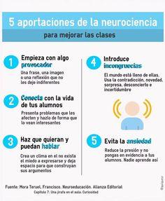"""""""Peleando con las TIC"""": 5 aportaciones de la neurociencia para mejorar las clases"""