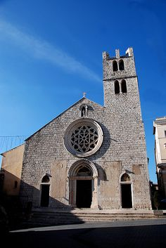 Alatri - Santa Maria Maggiore   #TuscanyAgriturismoGiratola