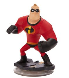 Disney Infinity Figure: Mr Incredible (Wave 1, The Incredibles Play Set, Included in Starter Pack)