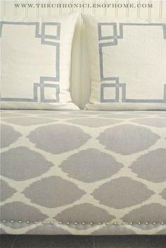 canvas drop cloth makes a great table cloth or bedspread home basics pinterest klude og lrreder