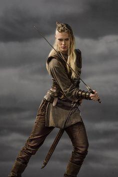 Vikings Porunn Season 3 Official Picture - vikings-tv-series Photo