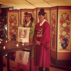 A traditional Korean wedding. Keywords: #weddings #jevelweddingplanning Follow Us: www.jevelweddingplanning.com  www.facebook.com/jevelweddingplanning/