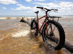 fat tire bike!