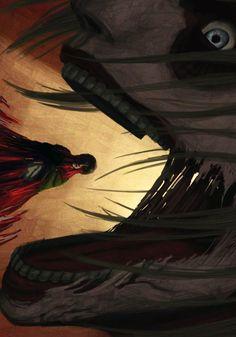 - Attack on Titan - Eren vs Annie