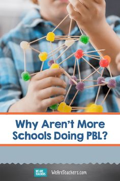 Why Aren't More Schools Doing PBL? Research shows project-based learning (PBL) is effective. So why aren't more teachers doing it? We look at PBL roadblocks. #PBL #teacher #teaching #classroom #school #education #classroomideas
