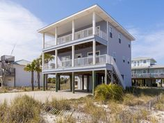 Gulf Gem Pensacola Beach Vacation Home By Southern
