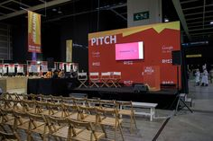 RISE Conference HK - Day 1 - Pitch Stage