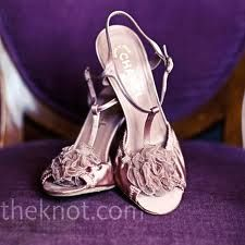 Chanel wedd shoes