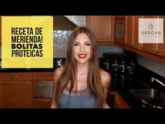 RECETA DE MERIENDA SALUDABLE Y FIT - YouTube