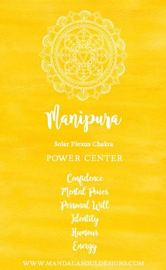 Our Power Center. Learn out how to heal and balance your Solar Plexus Chakra. Manifest a full and balanced life! Chakra Tattoo, Chakra Art, Chakra Symbols, Sacral Chakra, Heart Chakra, Solar Plexus Chakra Healing, Mandala Meaning, Mandala Arm Tattoo, Plexus Solaire