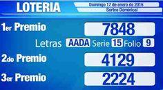 Resultados Loteria de Panama domingo 17/1/16. Ver: http://wwwelcafedeoscar.blogspot.com/2016/01/loteria-nacional-de-panama-resultados.html