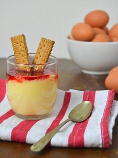 Mug cake de tarta de queso (al microondas) | Cocinar en casa es facilisimo.com