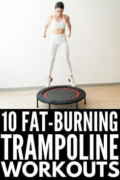 Trampolines, Weight Loss Challenge, Weight Loss Program, Weight Loss Transformation, Mini Trampoline Workout, Indoor Trampoline, Fitness Trampoline, Fitness Tips, Fitness Motivation