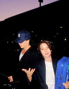 Their shared hatred of the paparazzi.   21 Reasons Johnny Depp And Winona Ryder Should Get Back Together