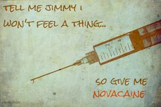 Give Me Novocaine - Green Day. One kf my favourite songs Love Band, Cool Bands, Green Day Quotes, Green Day Tattoo, Green Day Lyrics, Broken Lyrics, 21st Century Breakdown, Lyric Drawings, Green Day Billie Joe