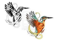 Kingfisher By SBink On DeviantART