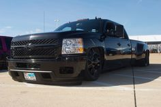 Chevy dually..