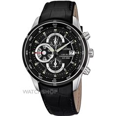 Mens Festina Chronograph Watch F6821/3