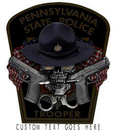 Pennsylvania State Trooper $19.95