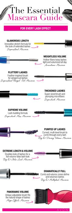 Find your perfect mascara. #AvonCanada shop with avonwithtiffany@hotmail.com