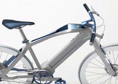 Pininfarina Evoluzione: Eurobike e-Bike Preisträger - http://ebike-news.de/pininfarina-design-konzept-ist-e-bike-preistraeger/119629/