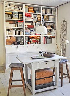 En casa con Aja Lund - Blogs - Barnebys